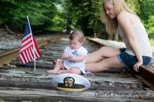 Military Family Photography