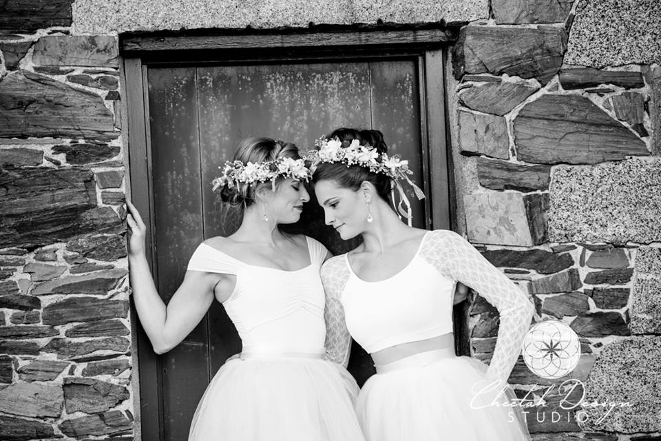 Ballerina-Brides