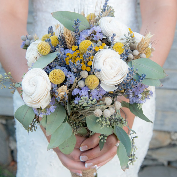 wedding flower photos